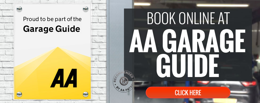 aa garage guide banner